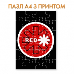 Пазл  Red Hot Chili Peppers