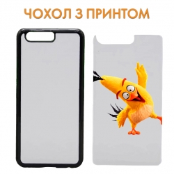 Чехол Angry Birds Yellow Bird art