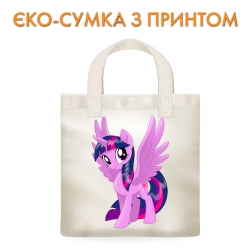 Эко-сумка  My Little Pony Twilight Sparkle